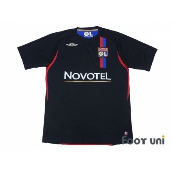 Photo1: Olympique Lyonnais 2007-2008 3rd Shirt (CL) umbro - Football Shirts,Soccer Jerseys,Vintage Classic Retro - Online Store From Footuni Japan