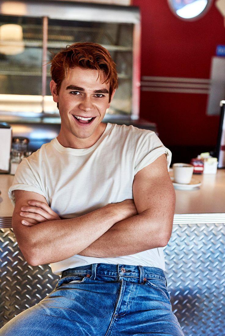 KJ Apa photographed by Eric Ray Davidson for Entertainment Weekly