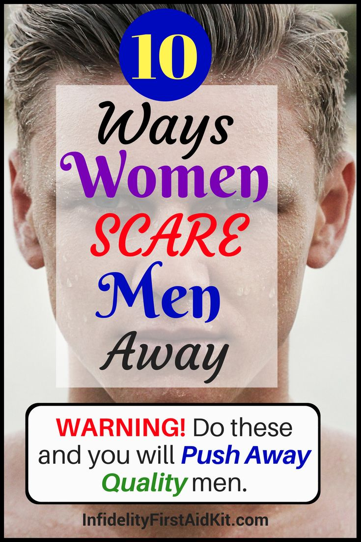 Women dating after divorce or break up should avoid these costly mistakes. What are the 10 ways women scare men away? Discover the answers at https://www.infidelityfirstaidkit.com/women-scare-men-away/