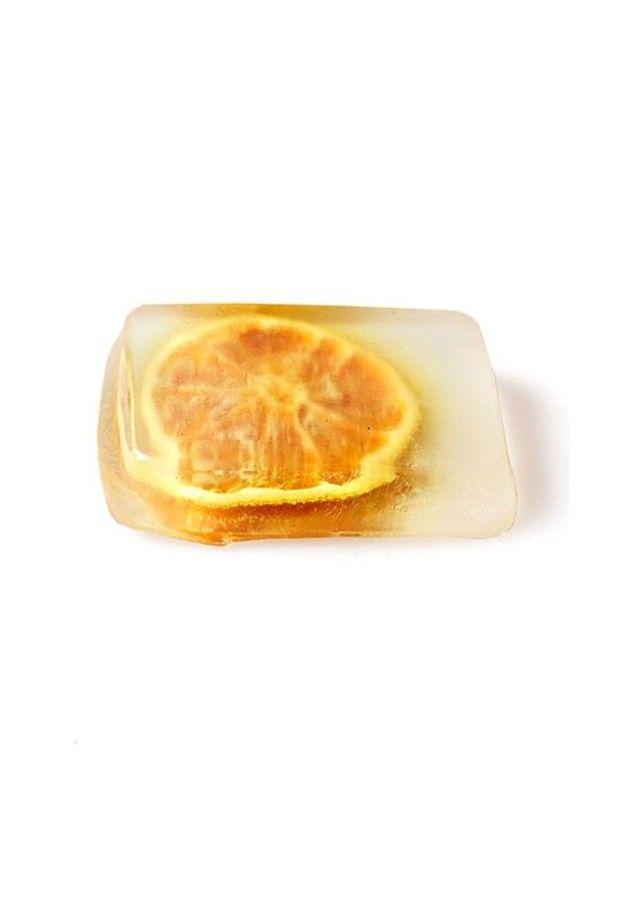 Mydełko naturalne z pomarańczą bez SLS!!! - nikka-handmade - Mydła