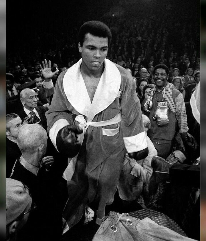 Muhammad Ali - King of the ring - Boxing - Boxeo