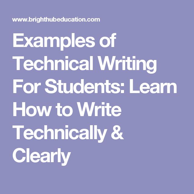 thesis technical Writing a master's thesis 2/2 near the end when you are sure about what goals and method you have been pursuing, you can start to put together these pieces and write.