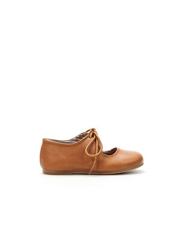 Baby Mary Jane Leather Blucher for toddler Girls, $39.90
