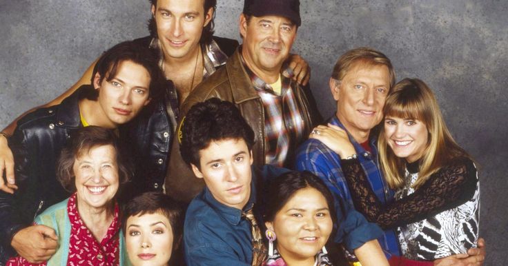 Northern Exposure cast on a revival