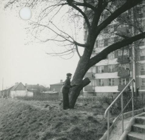 ul. Nadbystrzycka, FEB 1975 źródło; Kurier Lubelski