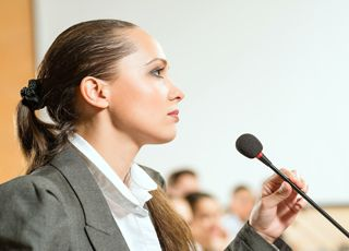 7 Public Speaking Survival Tips. I used to be terrified of public speaking - now it's natural and fun. Dry mouth, fast heart, sweaty palms, blank mind - yeah I've been there! http://www.hypnosisdownloadsshop.co.uk/7_public_speaking_survival_tips.html canstockphoto.com
