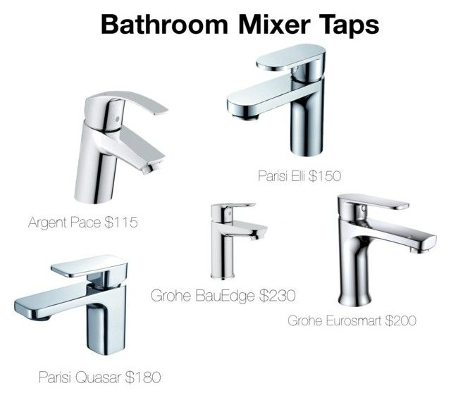 """""""Bathroom Mixer Taps"""" by insideout1 on Polyvore featuring interior, interiors, interior design, home, home decor, interior decorating, Grohe and bathroom"""