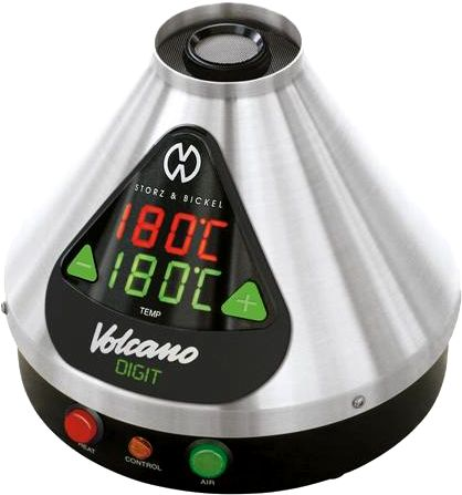 If you haven't tried Volcano vaporizer before, here is how you can get start with it.