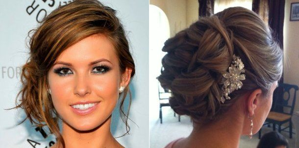 Curly hairstyle prom updos. updo prom hair 2014 prom updo hairstyles 2014 #promhair #prom2014