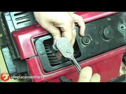 How to Change the Spark Plug on a Toro Snowblower - YouTube