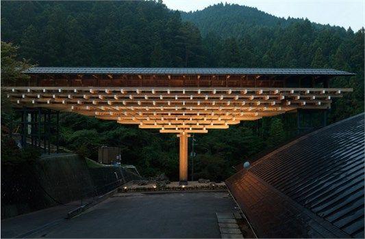 隈研吾作品展 -- 建筑畅言网