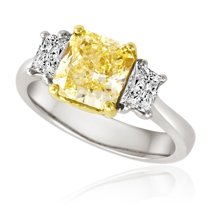 17 Best images about The Canary Yellow Diamond on Pinterest