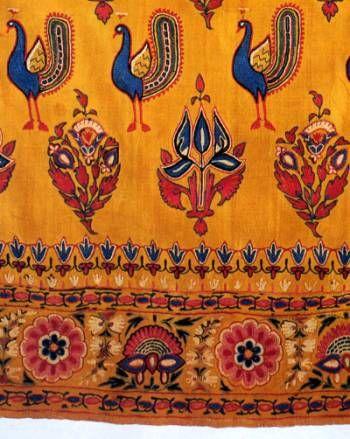 Embroidery with hook, Gujarat, Kutch, 19th c., Elizabeth Bayley Willis coll., Henry Art Gallery University of Washington