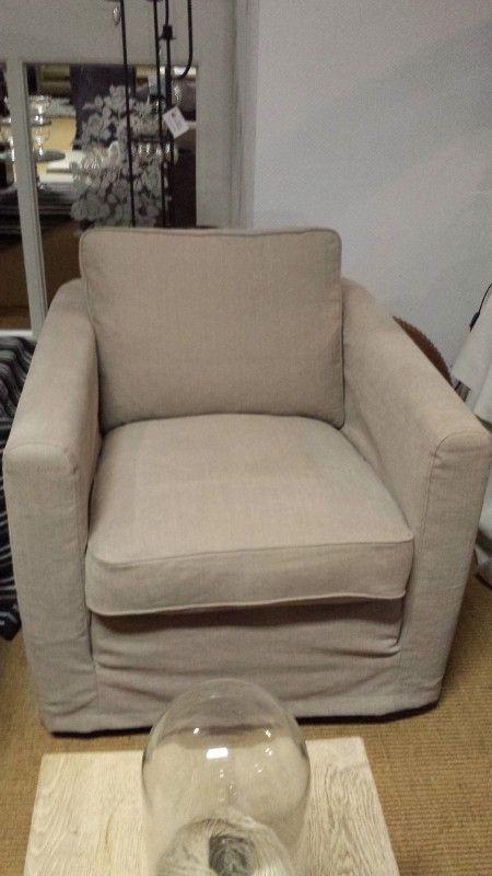 nieuwe hoes voor linteloo easy living fauteuil | linteloo bankstel ...