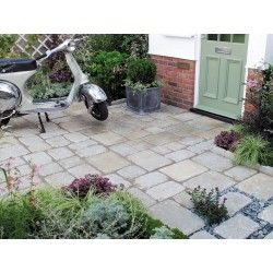 Global Stone - Old Rectory - Cobbles - Antique Verde - Project Pack
