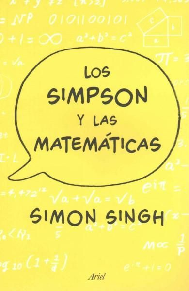 Los Simpson y las matematicas / The Simpsons and Their Mathematical Secrets