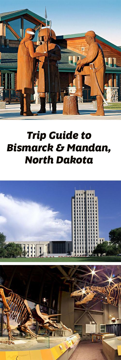 A museum expansion and North Dakota's first brewhouse-pub represent the novel things to check out in this south-central North Dakota area. Trip guide: http://www.midwestliving.com/travel/north-dakota/bismarck/bismarck-trip-guide/