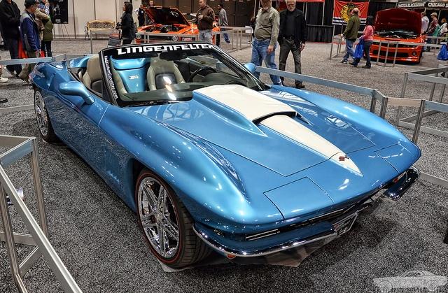 Lingenfelter Corvette Roadster