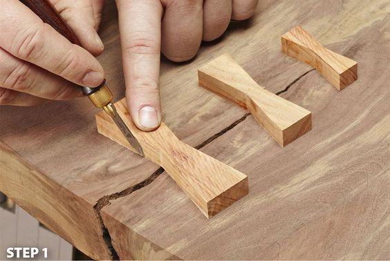 6 einfache und beeindruckende Tipps: Holzbearbeitung Handwerk Küchenschränke Holzbearbeitung … #WoodWorking