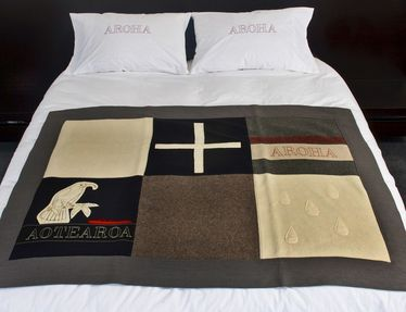 bed cover 6 panel