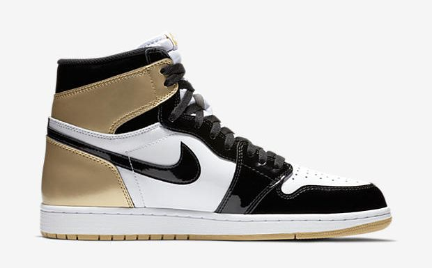 Air Jordan 1 Retro High Og Gold Top 3 With Images Air