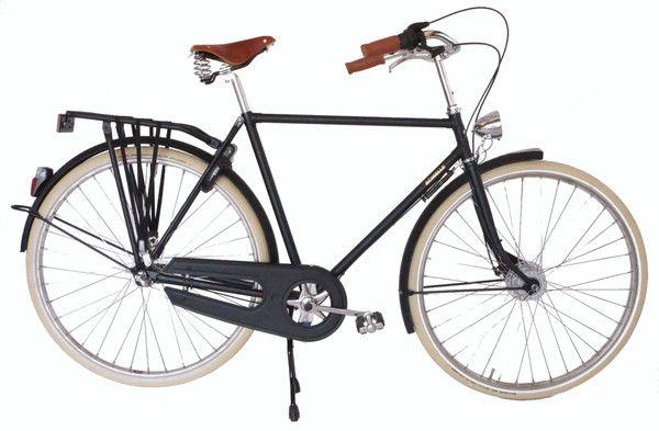 Achielle Craighton Opa - Matte Black – VIA CYCLES