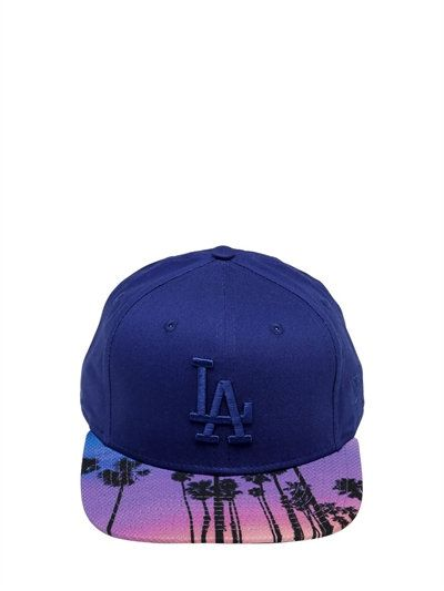 WEST COST 9FIFTY HAT W/ PRINTED VISOR