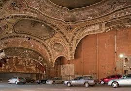 Image result for abandoned detroit buildings