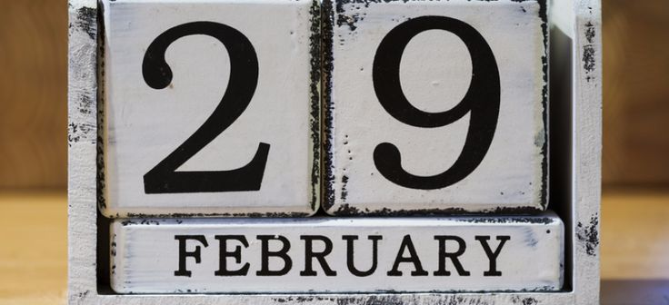 Updated with more deals! Check out these 67 deals for Leap Day today.