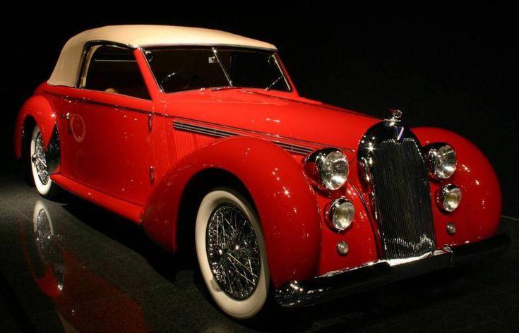 1947 Talbot-Lago Cabriolet