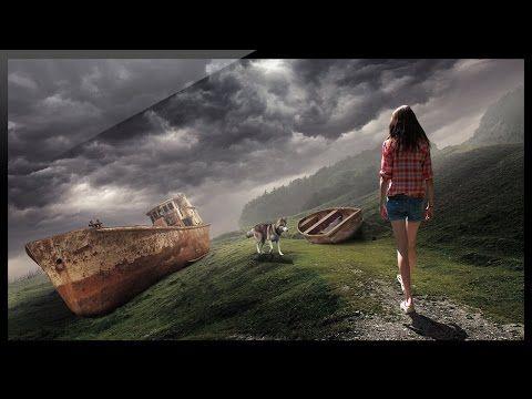Photoshop Compositing - Photo Manipulation