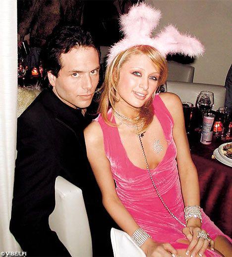 Paris Hilton &  Rick Salomon