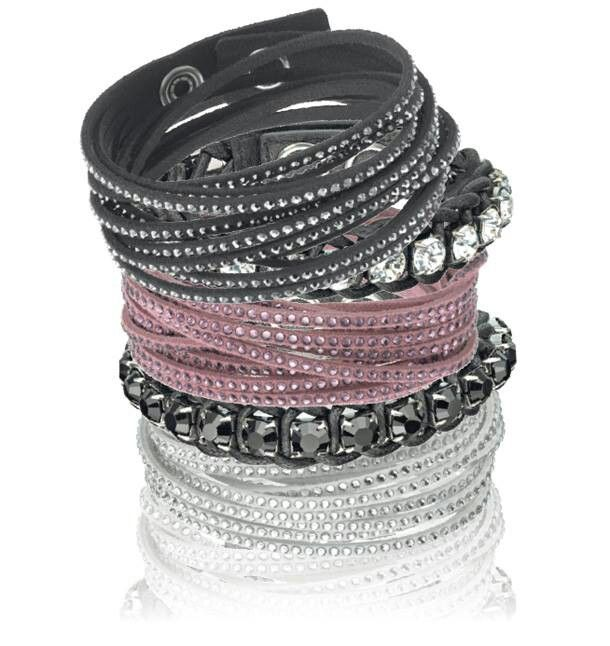 Love these Swarovski Bracelets!