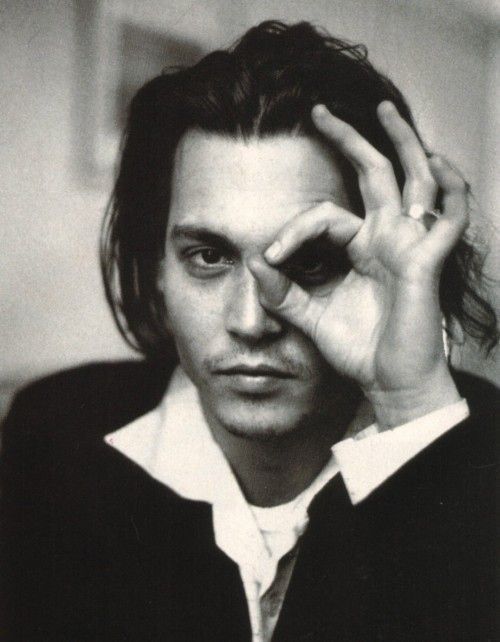 Love Johnny one of my favorite actors...genious! *