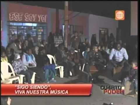 Película peruana Sigo Siendo (Kackkaniraqmi) donde actuan la familia Bal...