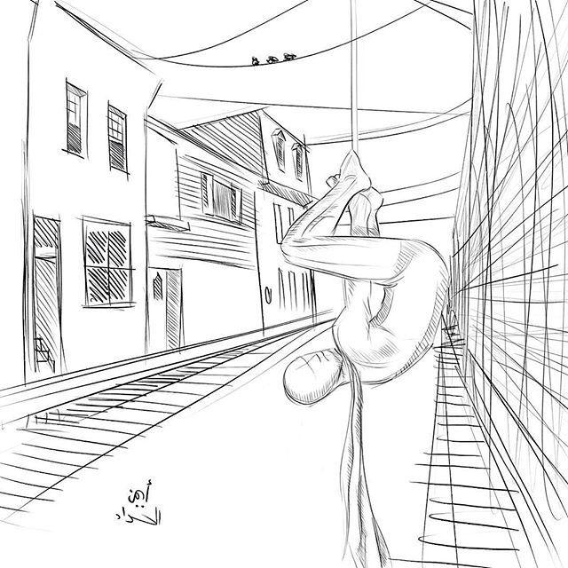 Spaider man  Instagram : aymen__art  #art #drawing #anatomy #character #artsy #design #illustrator