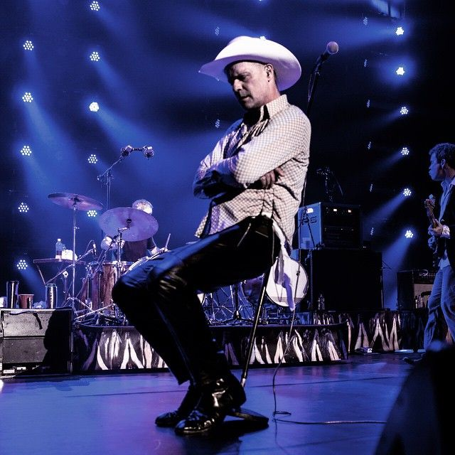 Another shot from last week's show in Kingston. The Fully and Completely Tour continues with upcoming shows throughout Canada and the U.S. For a full list of shows on the tour check out thehip.com/shows #fullycompletely (photo by David Bastedo Photography)