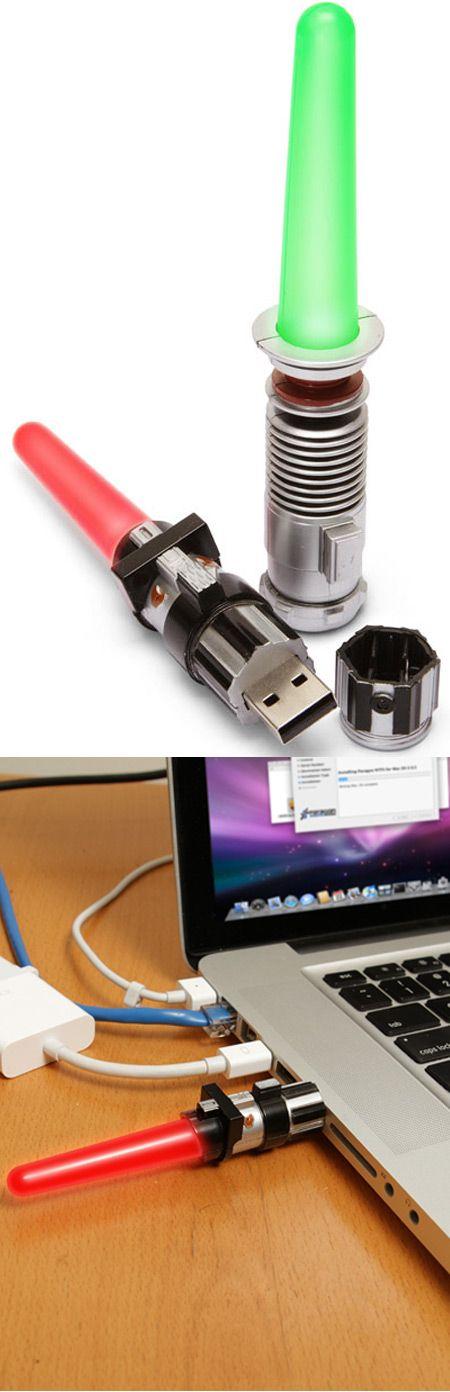 Japanese Lightsaber USB Thumbdrive