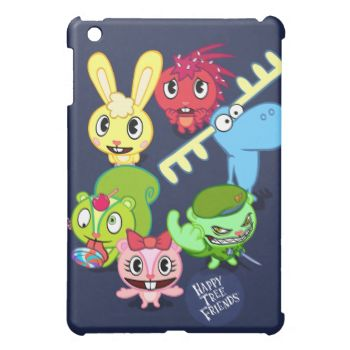 Look up Happy Tree Friends on your iPad!