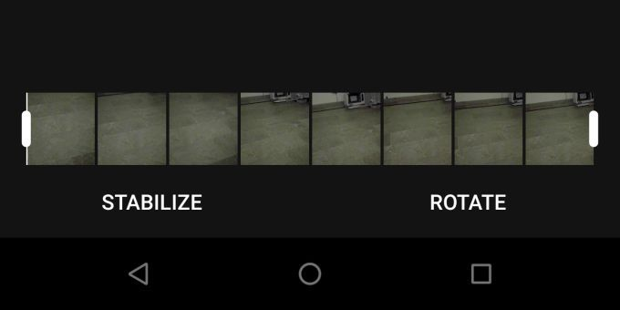 How To Stabilize A Video On Android