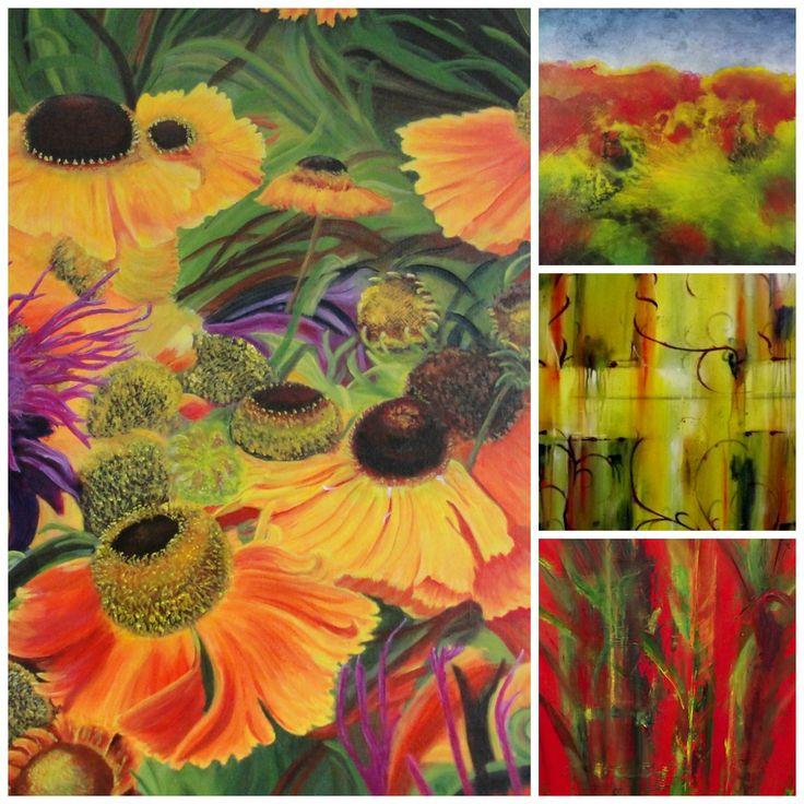 snapshots of my art images
