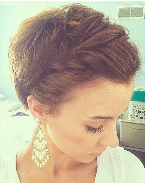 how to get hair style best 25 pixie cut for faces ideas on 7503