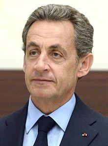 Nicolas Sarkozy en 2015.