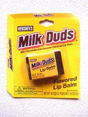 Hershey's Milk Duds Lip Balm (naughty-but-nice) Tags:
