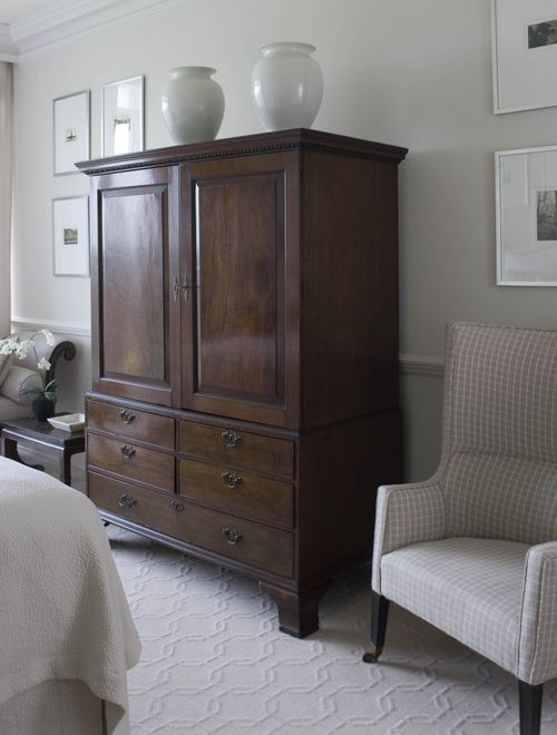 25 Great Ideas About Armoire Decorating On Pinterest
