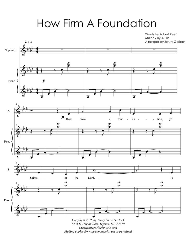 foundation download sheet music - 736×952