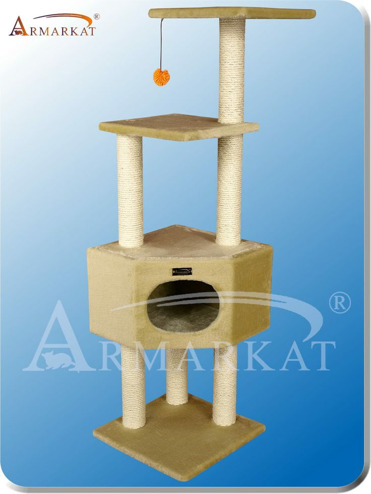 86 best images about cat tower on pinterest cats for Cat tower with hammock