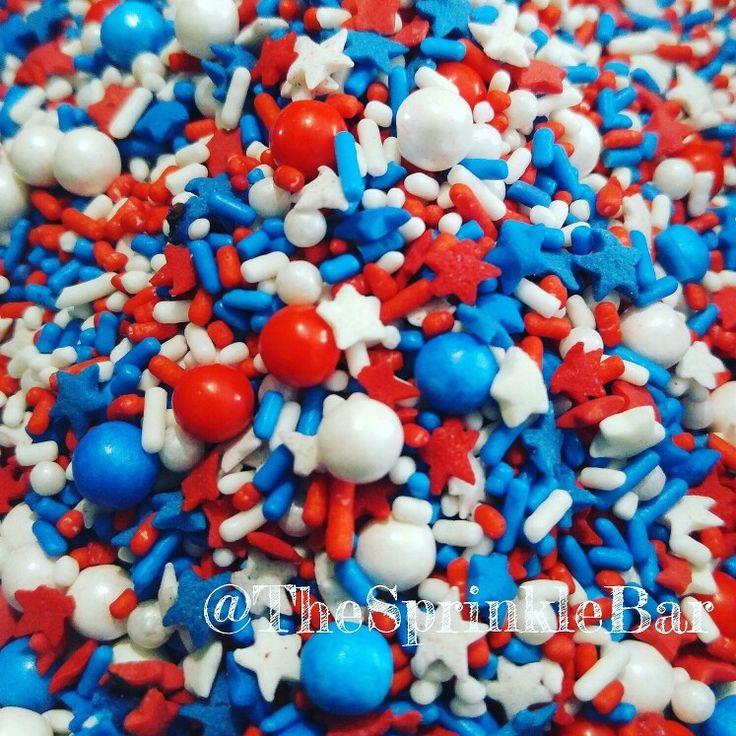 Good ole U.S of A Sprinkles