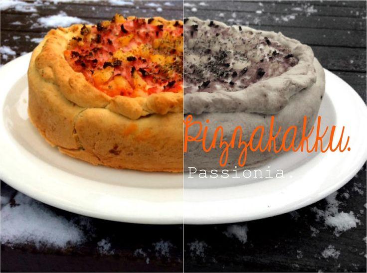 Passionia.: Pizzakakku.