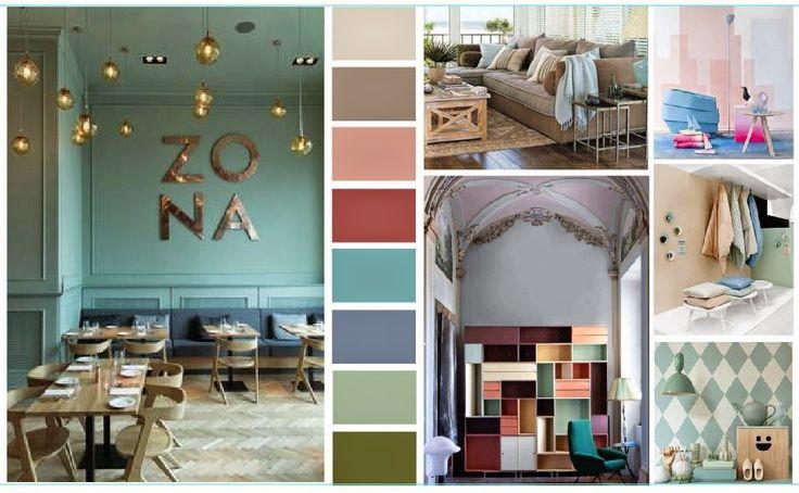 ¡72 Colores a COMBINAR este 2015! | Diseño de Interiores | Ana Utrilla